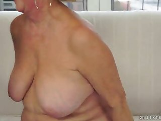 rough sex with the slutty mature blonde tamara