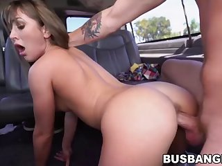 beautiful paige owens enjoys a fuck ride in the van